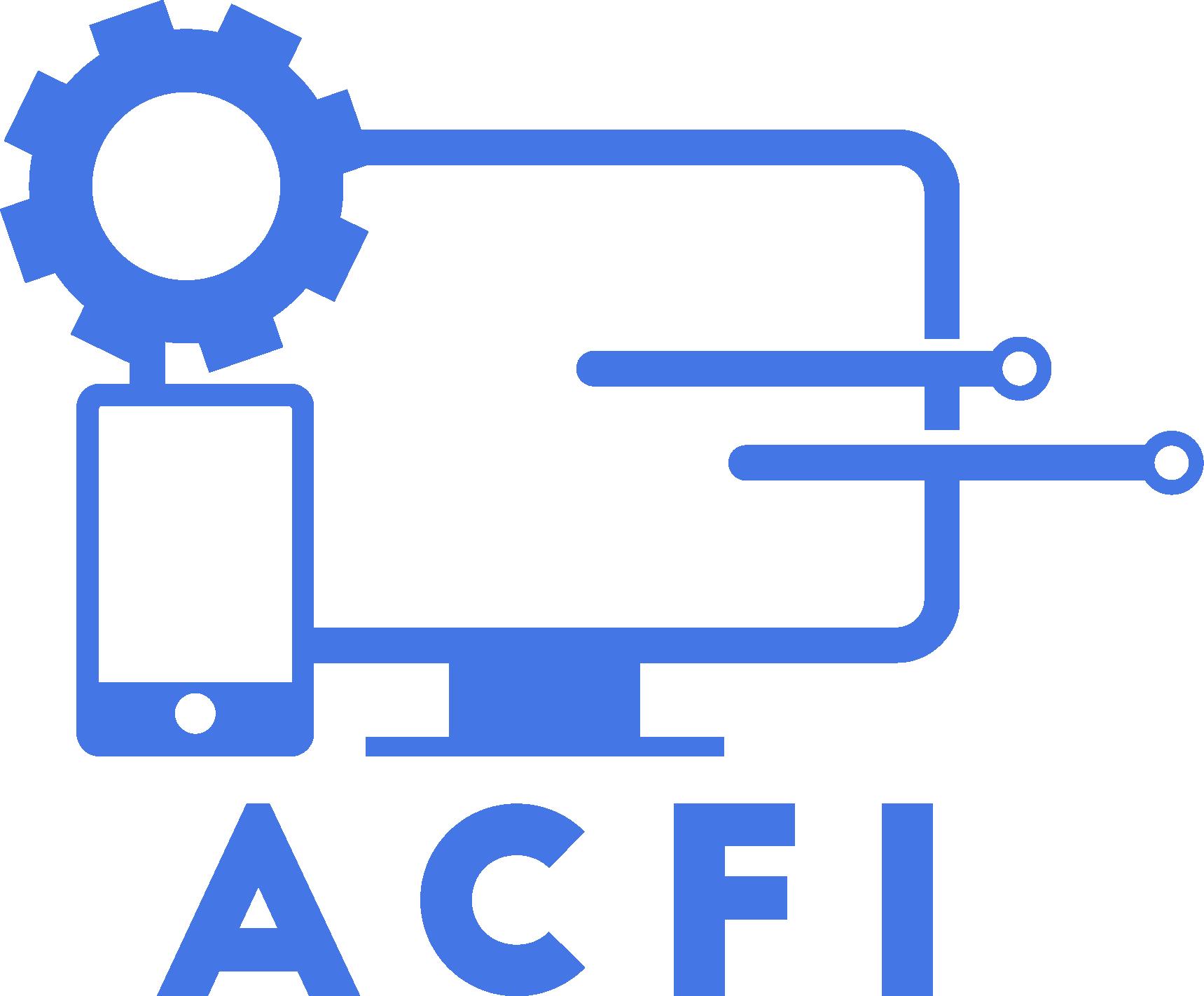 Logo ACFI - Services, maintenance et dépannage informatique